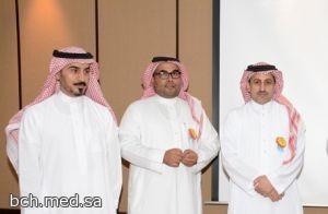 مدير التمريض بالمنطقة يشكر مدير المستشفى على تفعيل يوم التمريض الخليجي