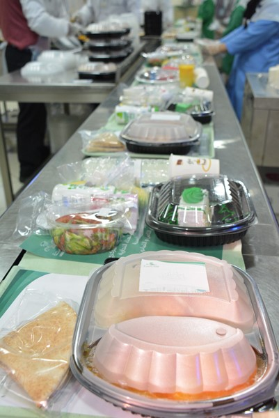 أكثر من 200 ألف وجبة غذائية يقدمها مركزي بريدة خلال 6 أشهر