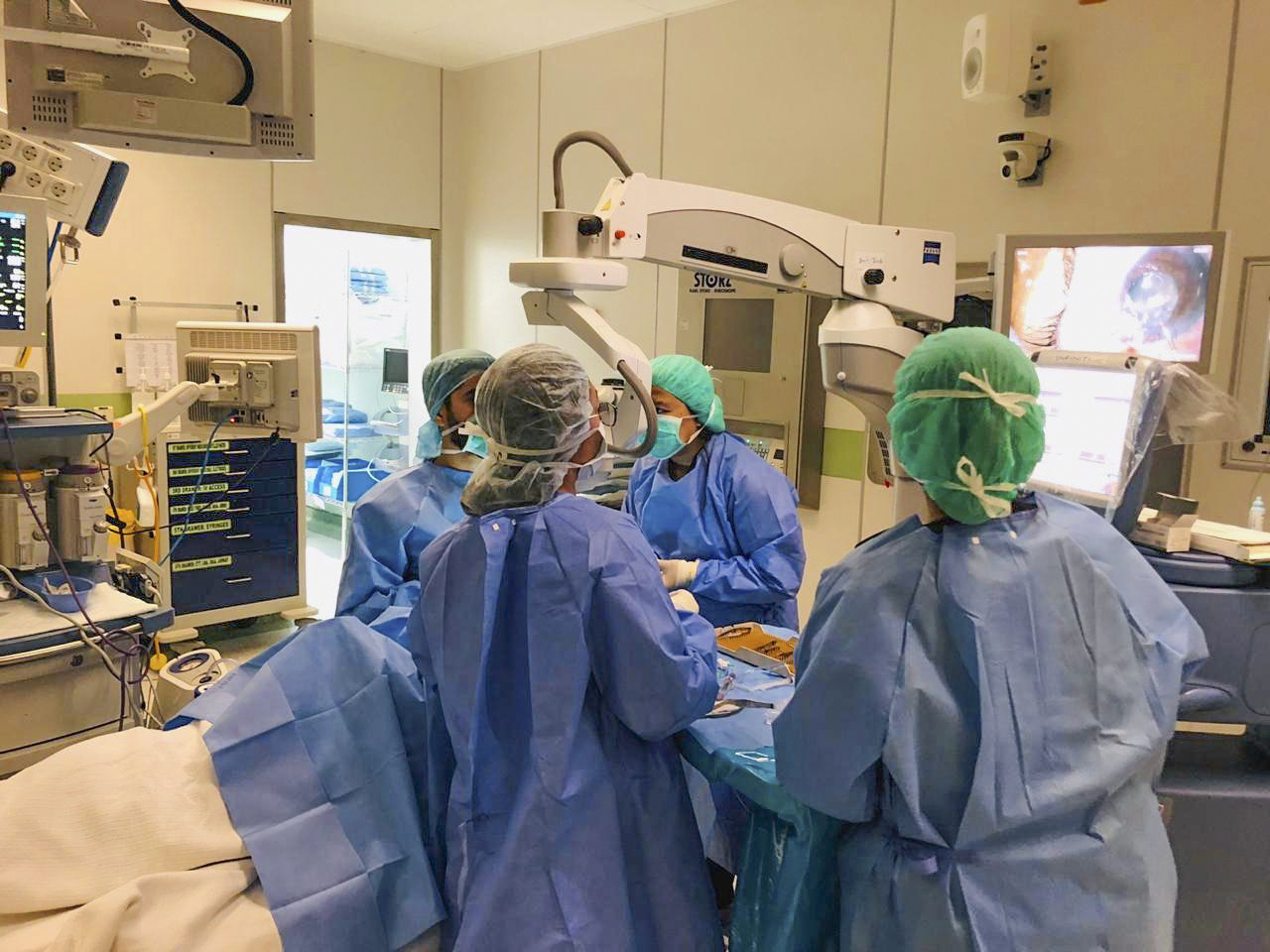 مركزي بريدة يجري 5914 عملية جراحية في النصف الأول من2019م
