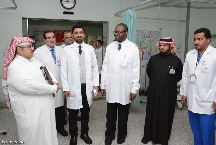 الهيئة السعودية للتخصصات تعتمد قسمي العظام والجراحة بمستشفى بريدة المركزي مراكز تدريبية لبرنامج الزمالة السعودي