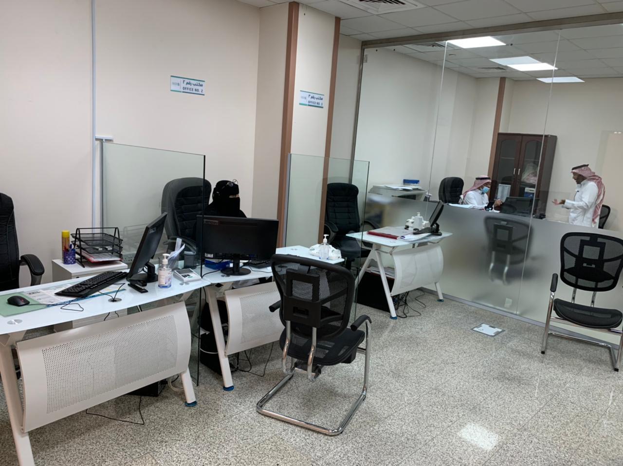 التجمع الصحي يعلن تشغيل مركز اللياقة الطبية بمستشفى بريدة المركزي