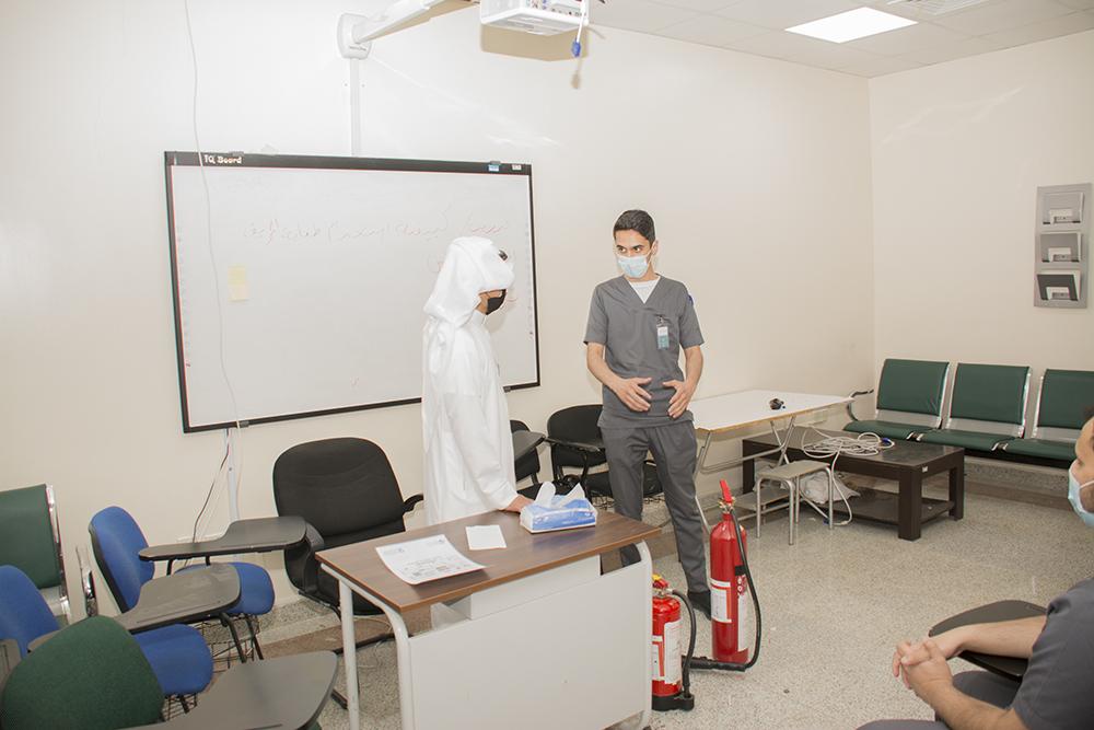 خلال اسبوعين .. مركزي بريدة يختتم الدورة التدريبية للبرنامج الوطني للأمن الصحي